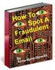 Thumbnail Detect false and fraudulent email
